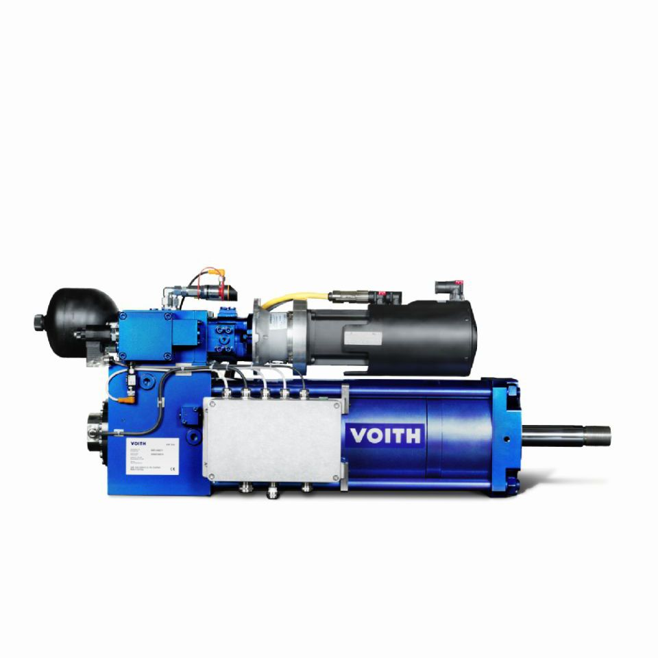 Linear actuator / hydraulic / compact / control - Selcon