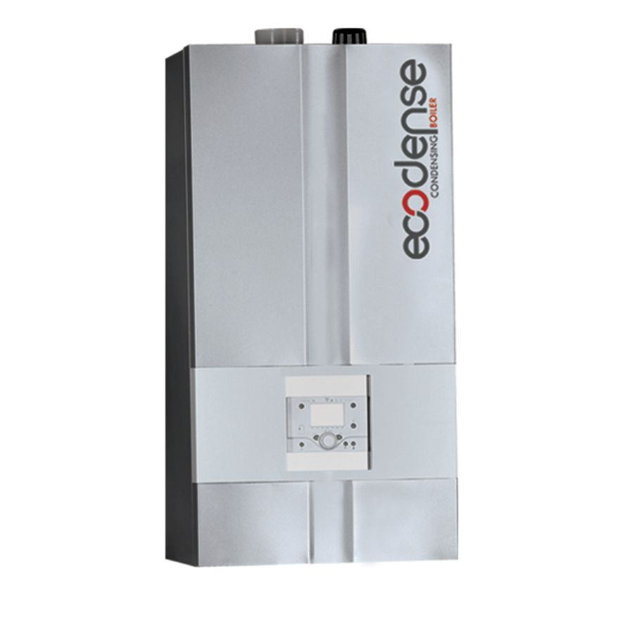 Hot water boiler / natural gas / condensing / low-NOx - WT series ...