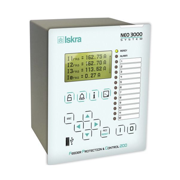 Under-current protection relay / over-voltage / earth-leakage