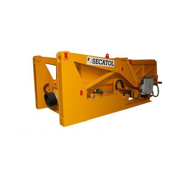 Agitating hopper / for concrete - CTM RHV GH - Secatol SAS