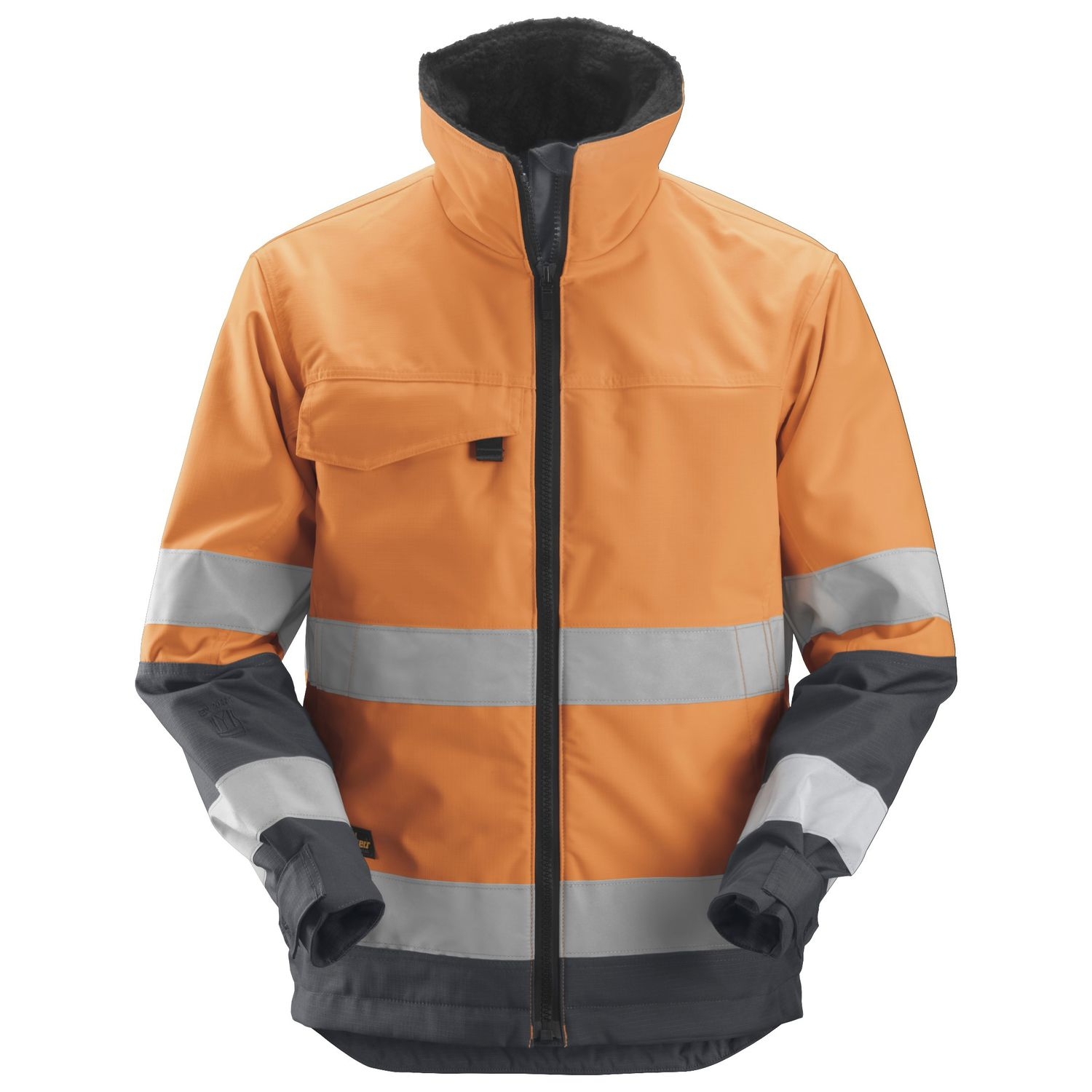 6429e9da68117 Work jacket / high-visibility / coated fabric / polyester - 1138 ...