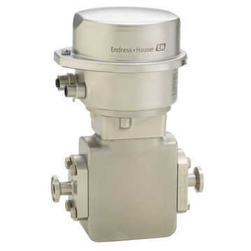 Electromagnetic flow meter / for liquids / ultra-compact
