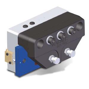 Disc Brake Caliper Electromagnetic Release Emergency