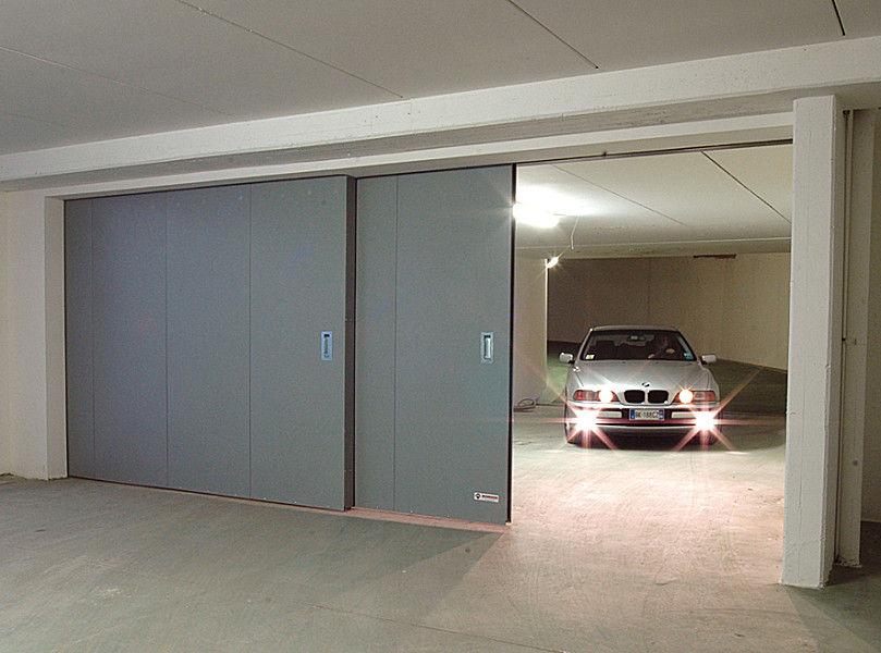 Sliding Door Metal Indoor Industrial Puertas Angel Mir