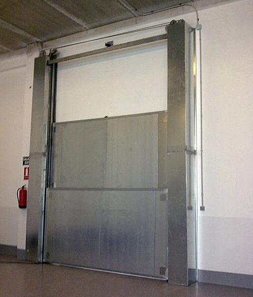 Sash Door / Indoor / Industrial / Fireproof