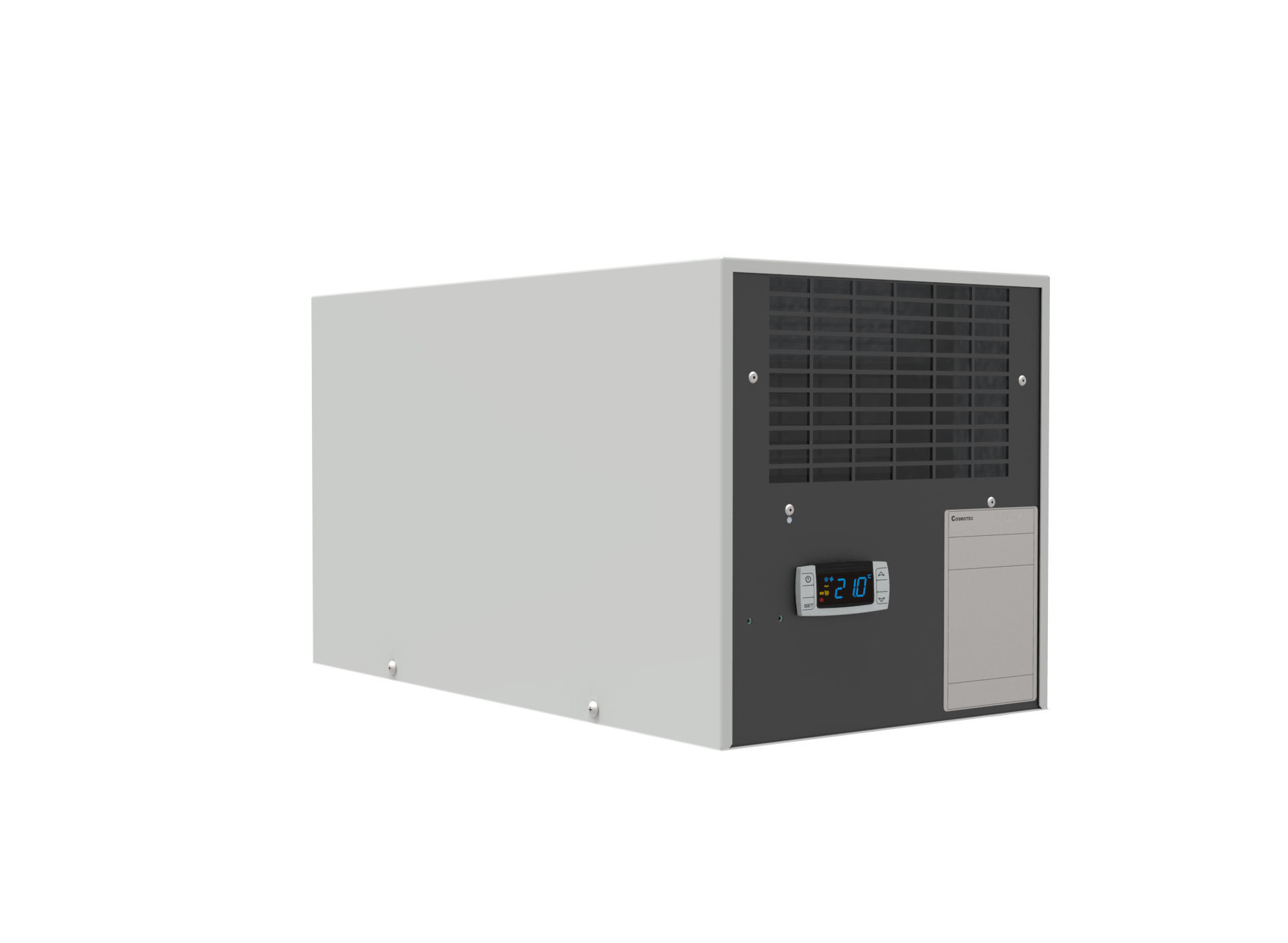 Industrial Computer Cabinet Ceiling Mounted Cabinet Air Conditioner Air Cooled Industrial