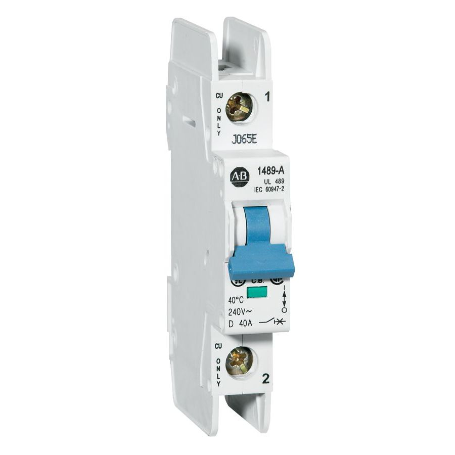 Thermal Magnetic Circuit Breaker Single Pole Ac Bipolar 1489 Breakers Some Use A Series