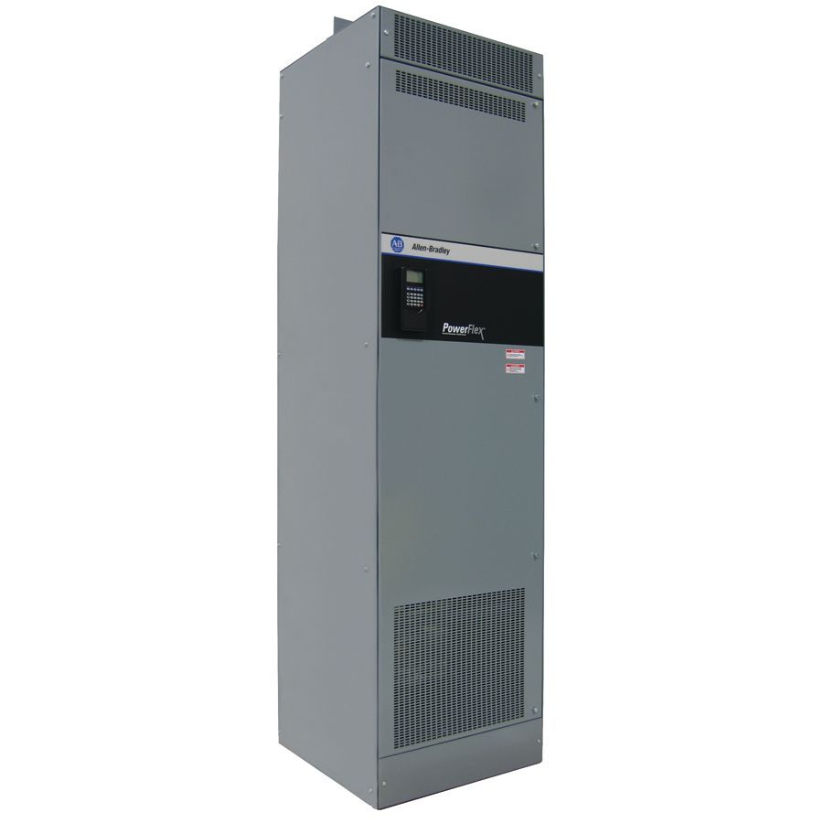 3-phase AC drive / vertical / for high-power motors