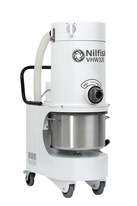 Мультифункциональный промышленный пылесос VHW320