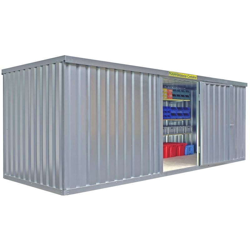 galvanized steel intermodal container / storage - MC 1600  sc 1 st  DirectIndustry & Galvanized steel intermodal container / storage - MC 1600 - Saebu ...