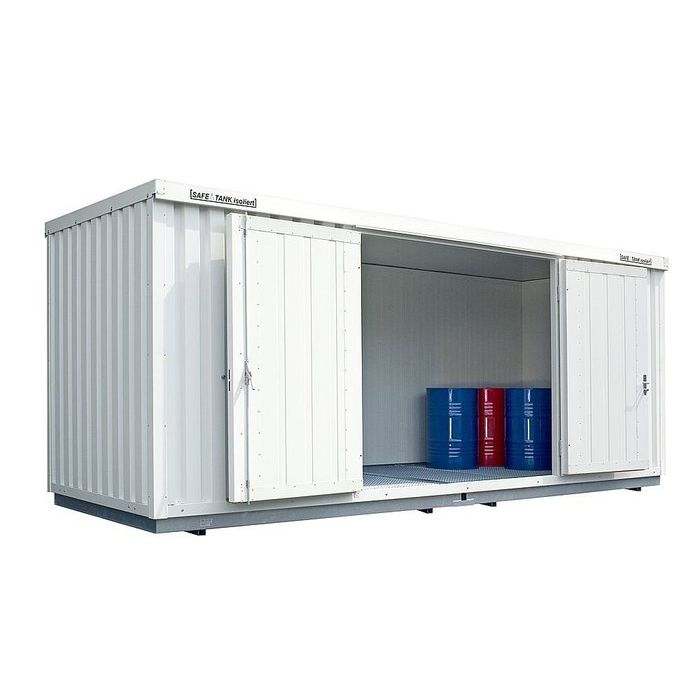 galvanized steel intermodal container / storage / hazardous materials / with heat insulation - STI 1900  sc 1 st  DirectIndustry : steel container storage  - Aquiesqueretaro.Com