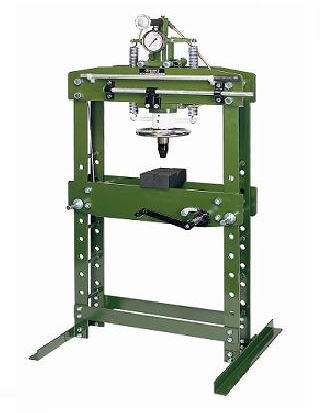 hydraulic press manual straightening zsp 35s zinko hydraulic rh directindustry com 230V Hydraulic Wiring-Diagram hydraulic press machine wiring diagram