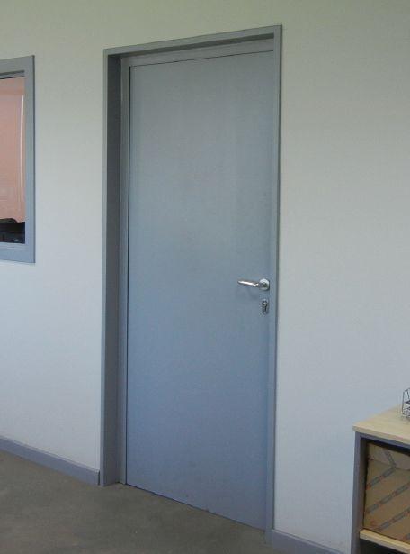 Beau Swing Door / Metal / Indoor / Acoustic   RS6   38 DB   Puerta Acústica Sin  Marco Inferior
