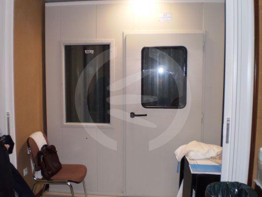 ... Sound Proof Booth / For Noisy Environments / Portable Cabina De Audio  Acústica Integral ...