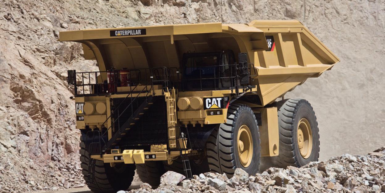 cat mining dump truck - igid dump truck / diesel / mining - 793F - aterpillar Global ...