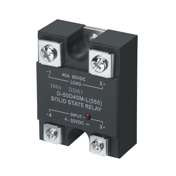 Panelmount solid state relay IMO Precision Controls Limited