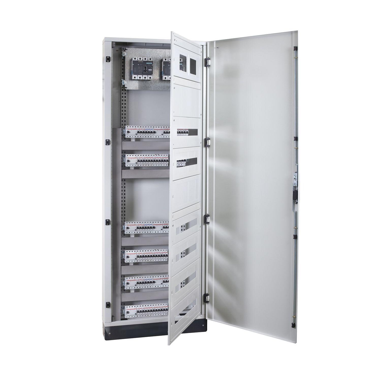 Electric cabinet free standing double door single door Floor