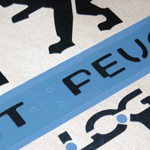 Polyethylene adhesive tape / for automotive applications - GERGONNE
