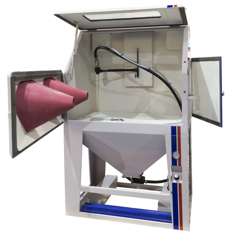 pressure blast cabinet / manual / for heavy-duty applications  sc 1 st  DirectIndustry & Pressure blast cabinet / manual / for heavy-duty applications ...