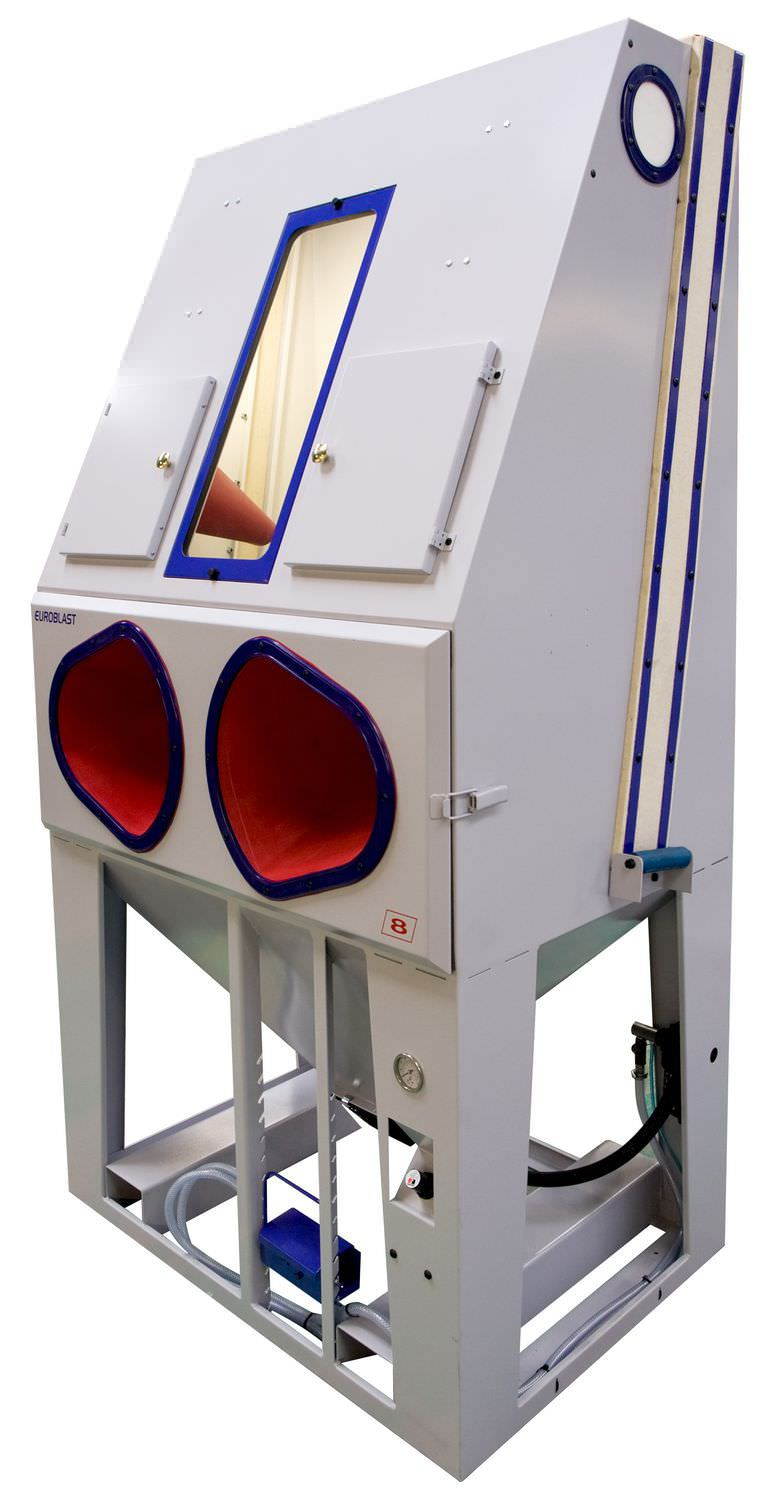 Sand Blasting Cabinets Pressure Blast Cabinet Manual For Flat Glass Engraving