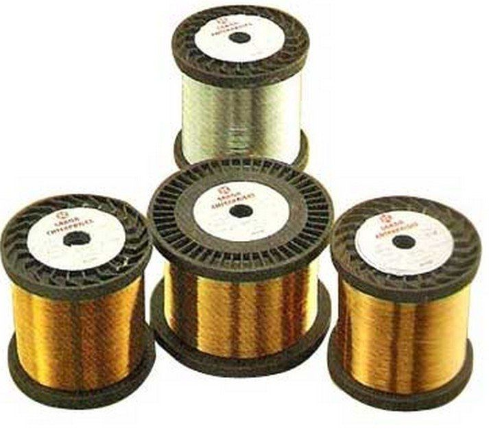 Brass EDM wire - OB-P , OB-B series - Oki Electric Cable