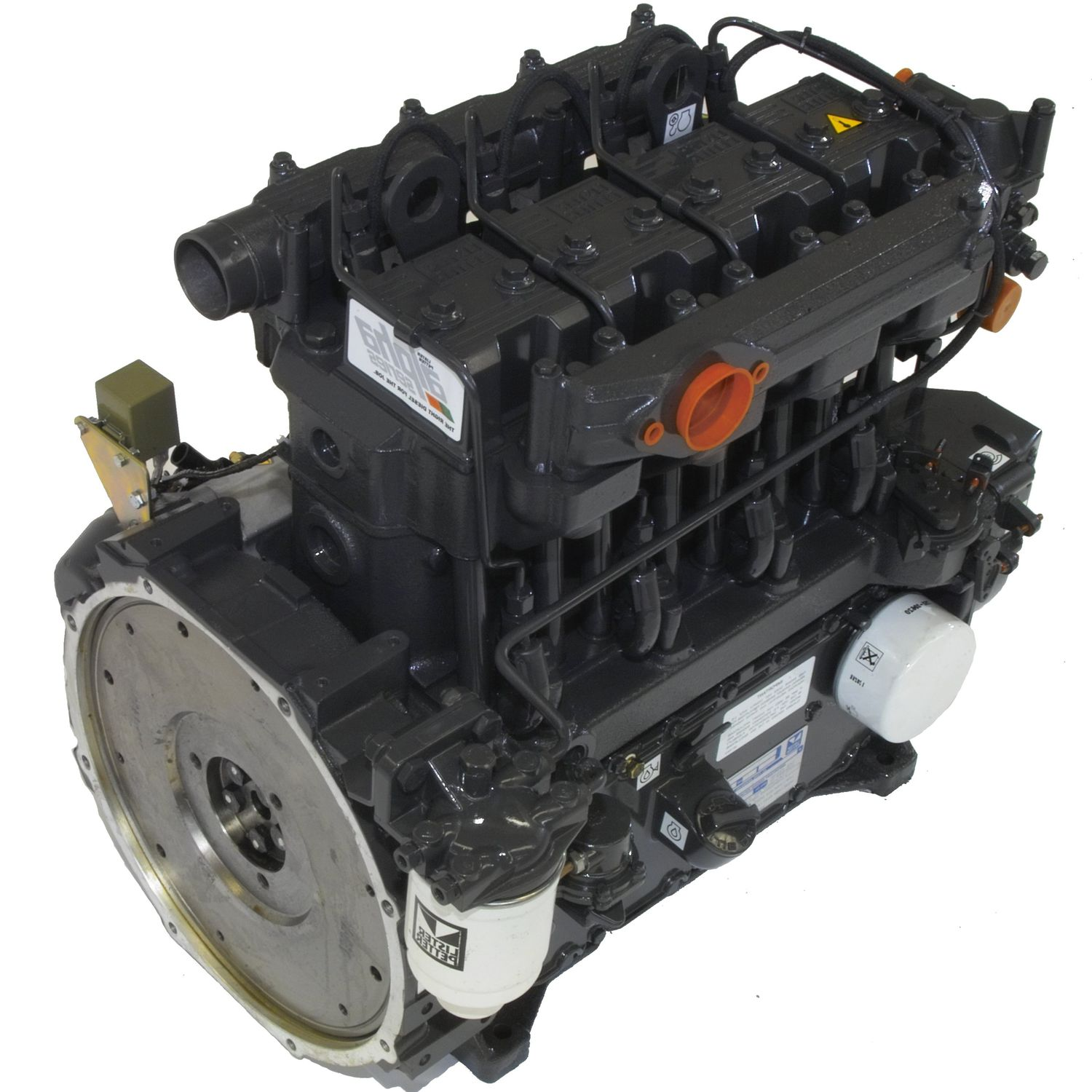 Diesel engine 4 cylinder turbocharged direct injection