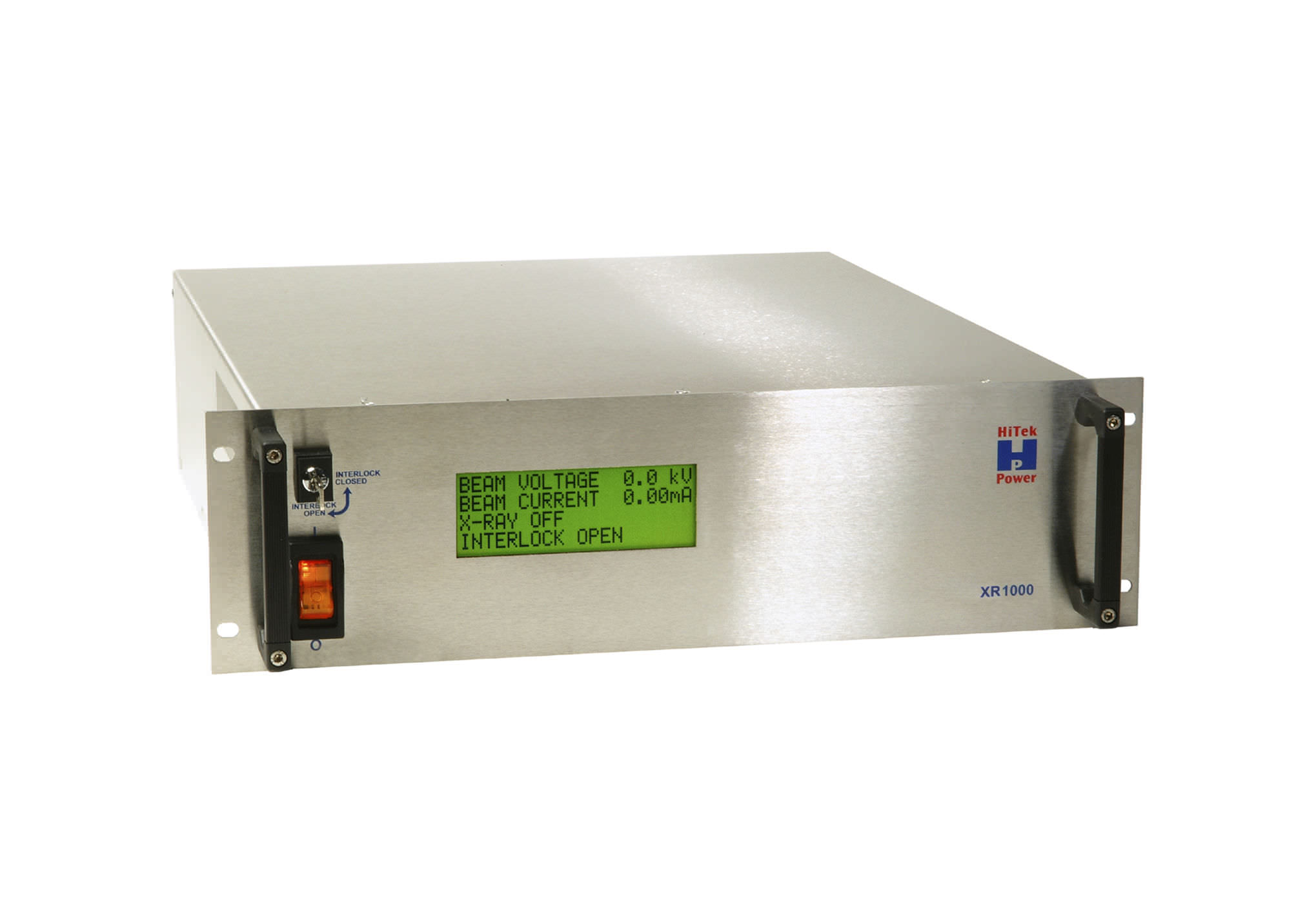 Ac Dc Power Supply Rack Mount With Short Circuit Protection 60 To 90 Kv 1 Kw Xr1000 Series