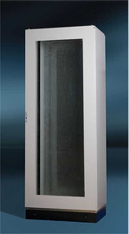 Electric Cabinet / Free Standing / Hinged Door / With Plexiglas® Door    RoHS, CE, IP55, TUV, IK10 / AR9 With Plexiglass Door