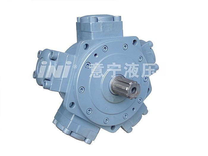 Radial Piston Hydraulic Motor Fixed Displacement Low Sd High Torque Ipm Series