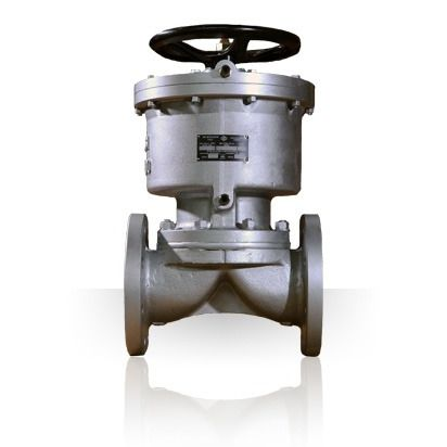 Diaphragm valve pneumatically operated with handwheel control diaphragm valve pneumatically operated with handwheel control flav pcv tn 2031 ccuart Gallery