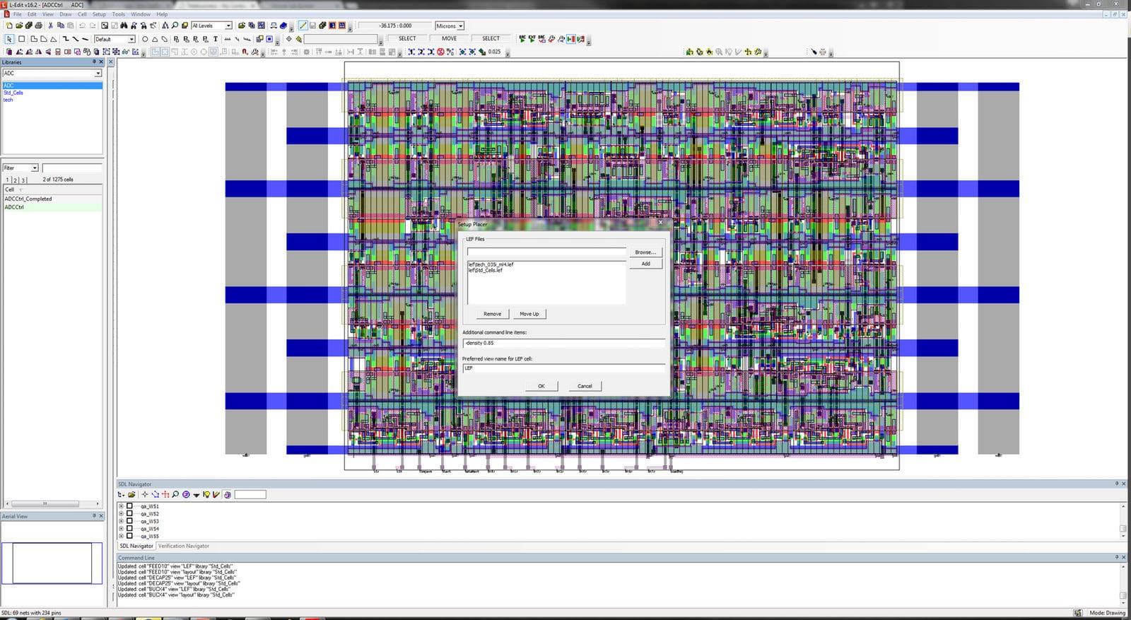 Electrical Schematics Software Process Flow Windows Tanner Block Diagram
