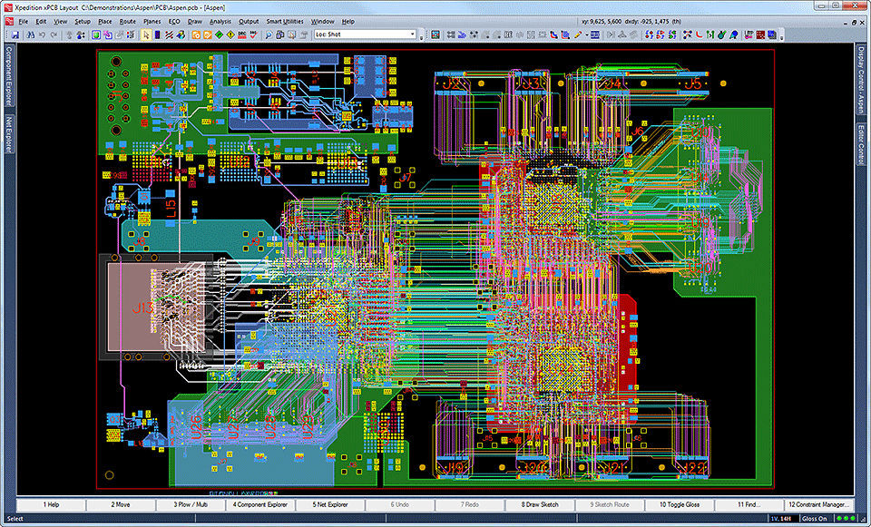 Pcb Schematic Software - WIRING CENTER •