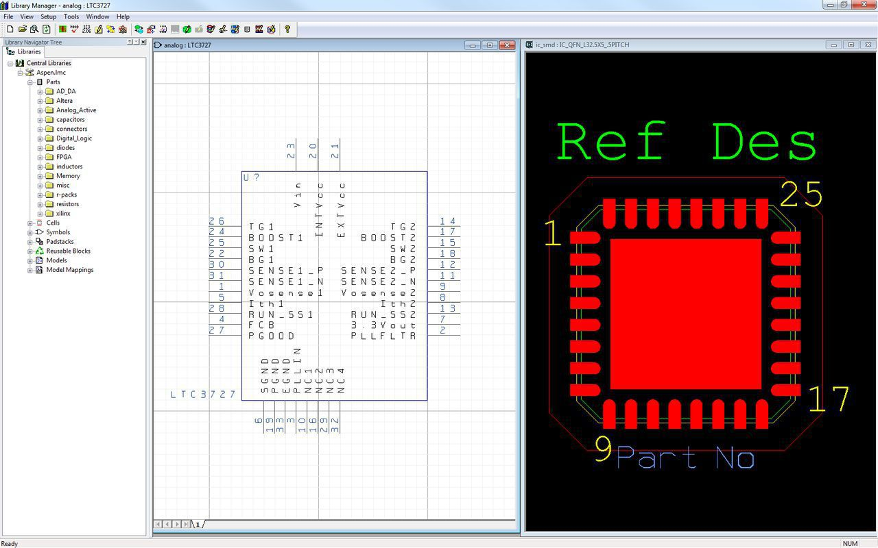 Printed circuit library - Xpedition® xDM Library - Mentor ... on