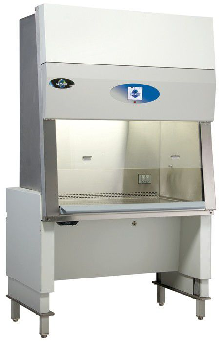 biological safety cabinet - cellgard es nu-481 series - nuaire
