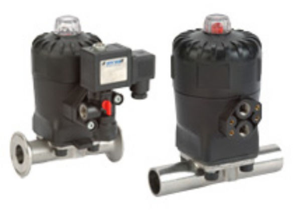 Diaphragm valve pneumatically operated control for liquid food diaphragm valve pneumatically operated control for liquid food products and beverages 6827mxxx series ccuart Gallery