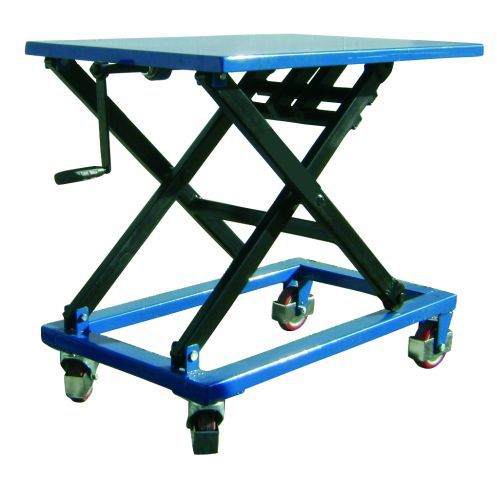 ... Scissor Lift Table / Manual / Mobile ...