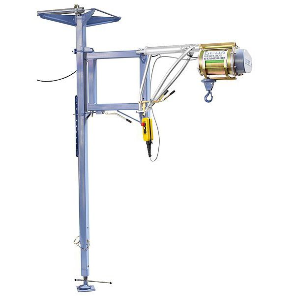 Electric cable hoist / European standard - Star series - GEDA ...