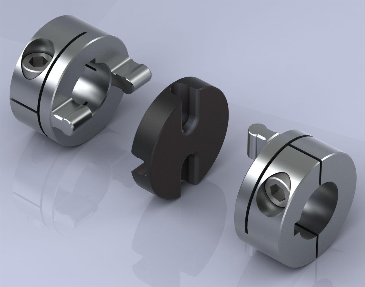 Oldham coupling - UC series - OEP Couplings