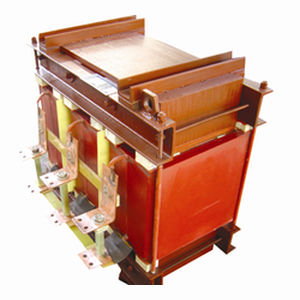 Power auto-transformer / immersed / oil-immersed / single