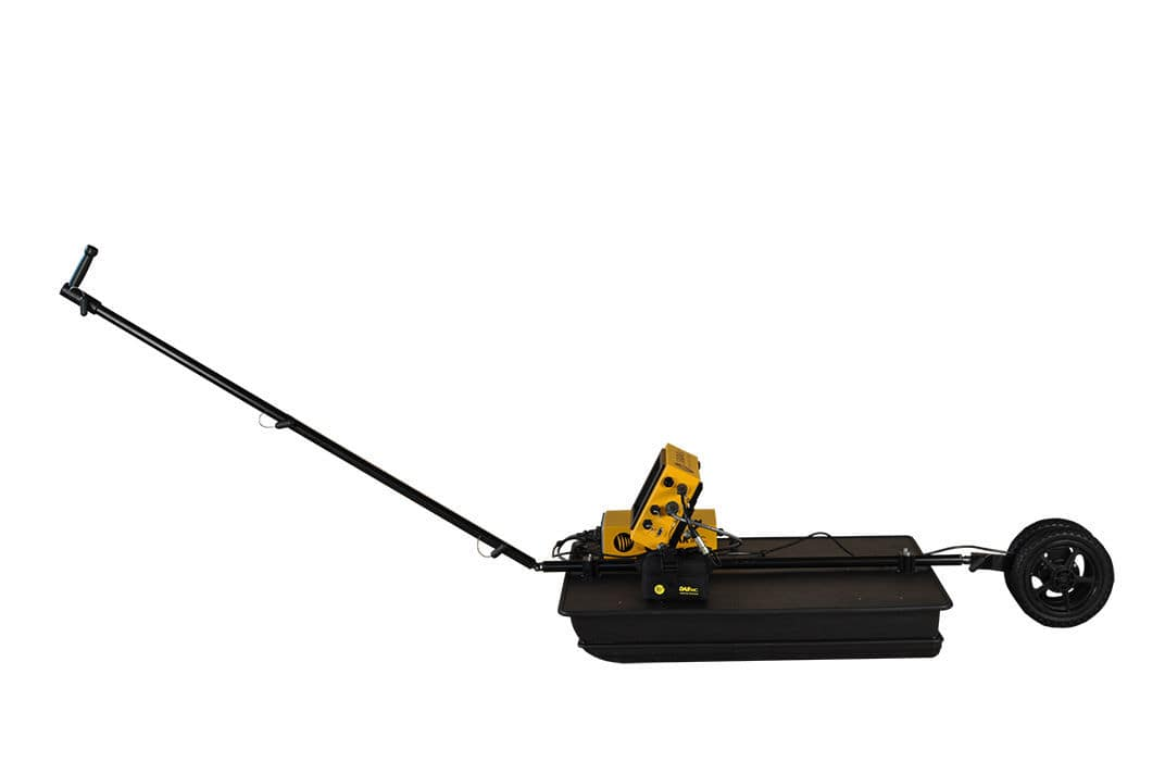 Ground penetrating radar - 100 series - Sub-Surface Imaging Systems
