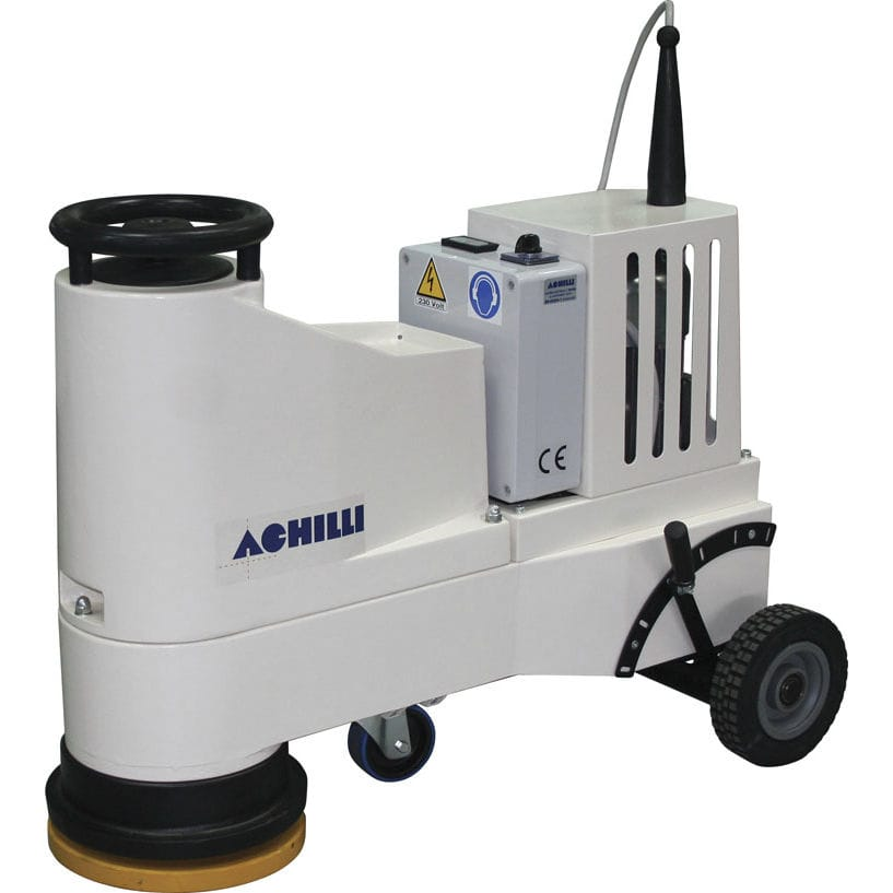 Marble Polishing Machine For Floors Sanding Lm30 Ce Achilli