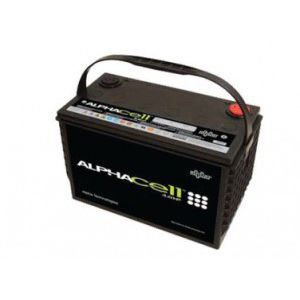 alpha power supply