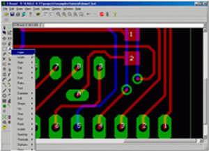 PCB design software - Eagle 5.0 - Franklin Industries NV