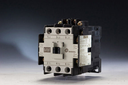 Reversing contactor magnetic s p35t shihlin electric