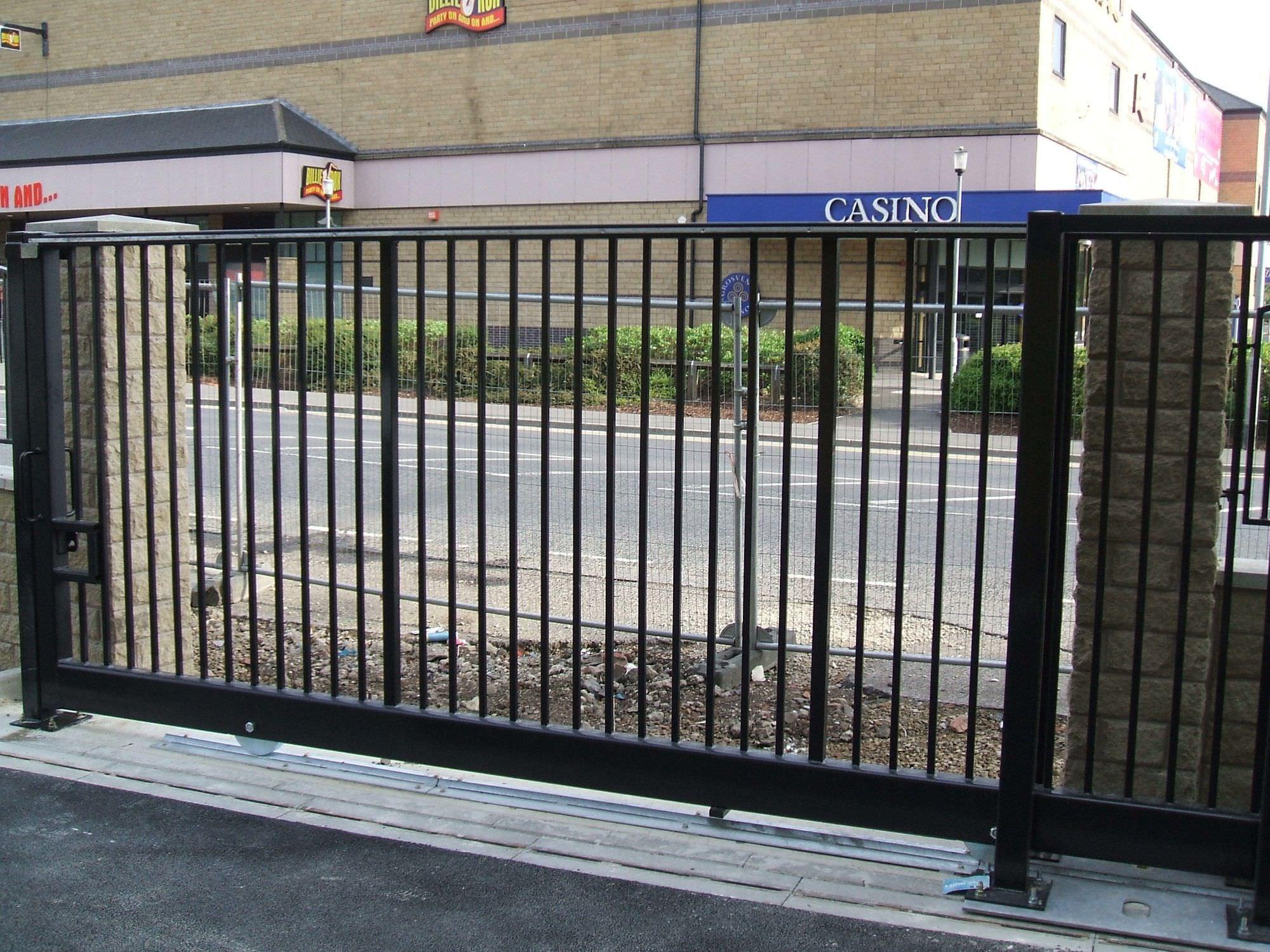 sliding gate avon barrier
