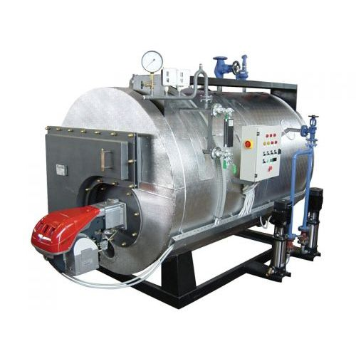 Superheated steam steam generator / natural gas / fuel oil / three ...