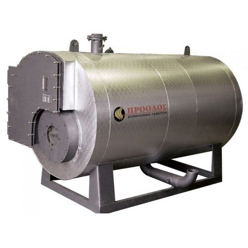 Hot water boiler / superheated water / natural gas / fuel oil - HW ...