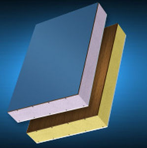 Wall and ceiling cladding panel / sandwich / HPL / PVC - HPL/HD ...Wall and ceiling cladding panel / sandwich / HPL / PVC HPL/HD-XPS