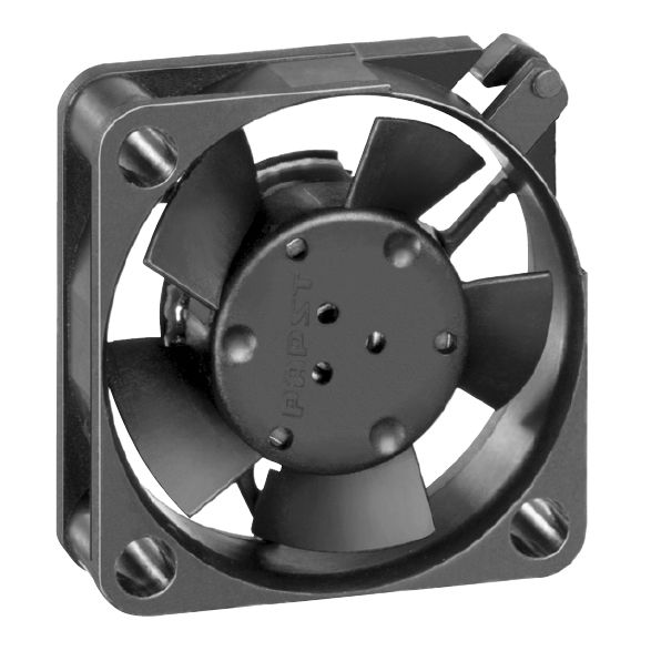 PC fan / axial / exhaust / compact - 252 H / 252 N - ebm-papst