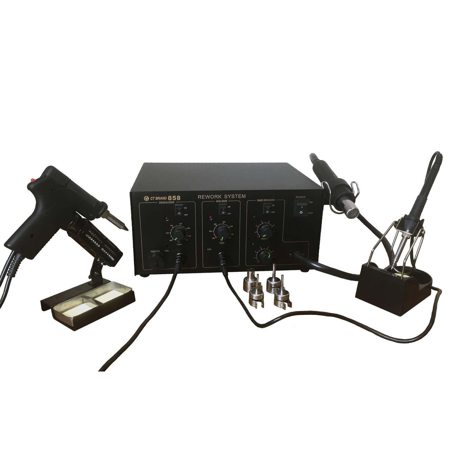 hot air rework station - CT-858